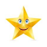 Cartoon Star Royalty Free Stock Photography