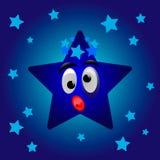 Cartoon star Royalty Free Stock Photos
