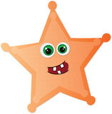 Cartoon Starfish Stock Images