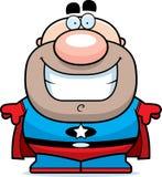 Cartoon Superhero Royalty Free Stock Image