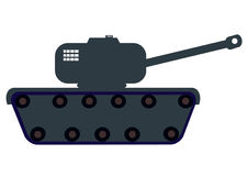 Cartoon Tank Royalty Free Stock Images