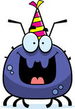 Cartoon Tick Birthday Party Royalty Free Stock Images