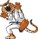 Kung Fu Kat Stock Image
