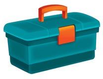 Cartoon tool box Royalty Free Stock Photography