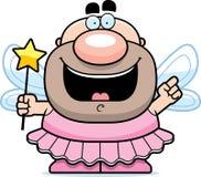 Cartoon Tooth Fairy Idea Royalty Free Stock Photography