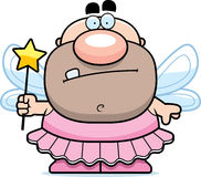 Cartoon Tooth Fairy Royalty Free Stock Image