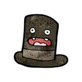 cartoon top hat Stock Image