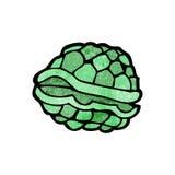 cartoon tortoise shell Royalty Free Stock Photos