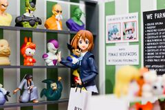 Cartoon, Toy, Figurine, Games Royalty Free Stock Photography