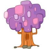 Cartoon Tree Royalty Free Stock Photo