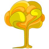 Cartoon Tree Stock Photos