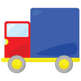 Cartoon truck Royalty Free Stock Photos