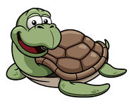 Free Cartoon Turtle Stock Images - 30094034