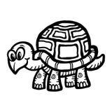 Cartoon Turtle Royalty Free Stock Photo
