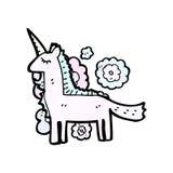cartoon unicorn Royalty Free Stock Photos