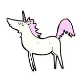 cartoon unicorn Royalty Free Stock Photography