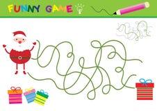 Cartoon Vector Illustration of Education Paths Royalty Free Stock Image