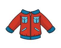 Free Cartoon Vector Illustration For Kids, Kids Aviator Jacket Stock Images - 206946814