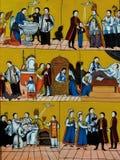 Cartoon, Yellow, Art, Comics royalty free stock photography