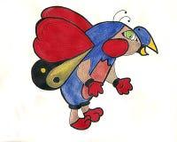 Cartoon zito Stock Image