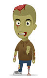 Cartoon zombie Stock Image