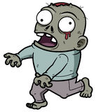 Cartoon zombie Royalty Free Stock Photos