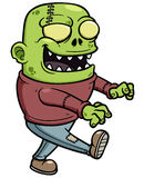 Cartoon zombie Royalty Free Stock Photo