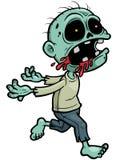Cartoon zombie Royalty Free Stock Photos