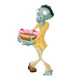 Cartoon zombie Stock Photos
