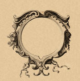 Cartouche Stock Images