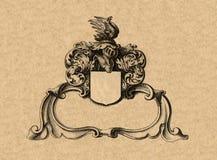Cartouche Photo stock