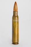 Cartouche de M-16 5.56mm Images stock