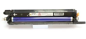 Cartouche pour la machine de copieur Photo stock