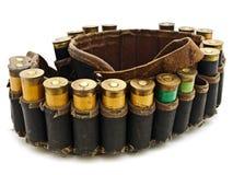 Cartouche pour le fusil de chasse photographie stock