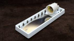 Cartouche pour les lampes électriques Photographie stock
