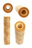 Cartouche rouillée utilisée de purification de filtre d'eau photos stock
