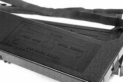 Cartouches à ruban pour de vieilles imprimantes par points Photographie stock libre de droits