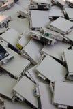 Cartouches d'imprimante d'OEM photographie stock
