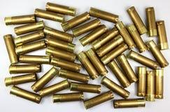 Cartouches de fusil de chasse Photos stock