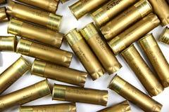 Cartouches de fusil de chasse Image libre de droits