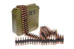Cartridge Belt Stock Images