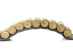 Cartridge belt Royalty Free Stock Images