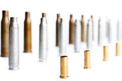 Cartridge case Royalty Free Stock Images