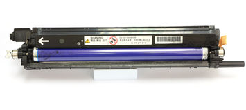 Cartridge for copier machine Stock Photo