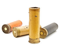 Cartridge for hunting rifle Royalty Free Stock Photo