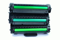 Cartridge for laser printer Stock Images