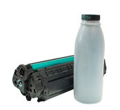 Cartridge and toner Stock Photography