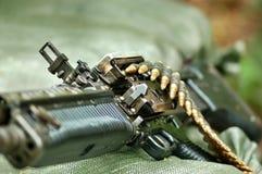 Cartridges of m-60 Royalty Free Stock Photo