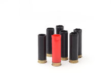 Cartridges Royalty Free Stock Photography