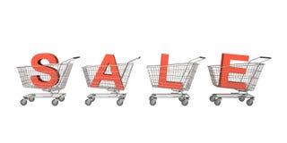 carts покупка сбывания иллюстрация штока